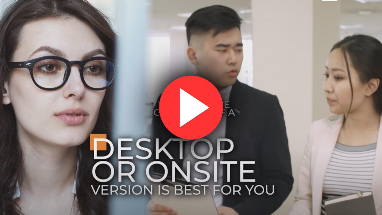 Expert Equipment Appraisal Desktop vs Onsite